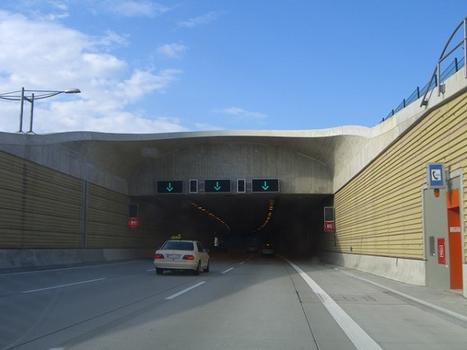 Autobahn A 113 – Altglienicke Tunnel