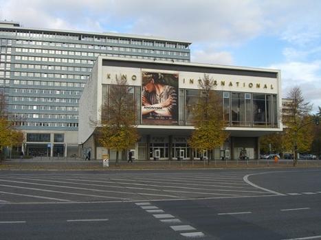 Kino International in der Karl Marx Allee in Berlin Mitte