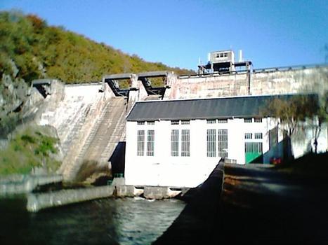Barrage de Saint-Marc