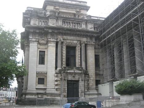 Palais de Justice, Brüssel