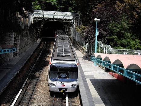 Metrobahnhof Croix-Paquet