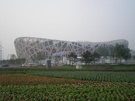 Stade national de Beijing