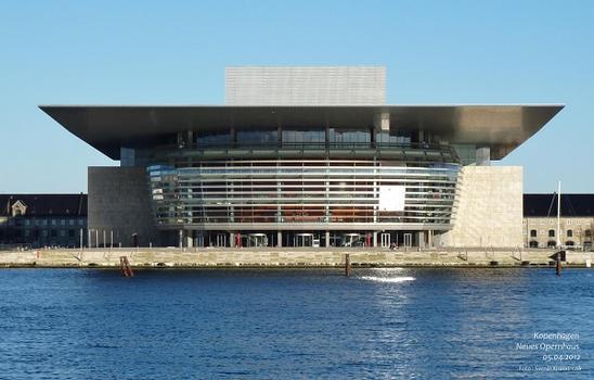 New Copenhagen Opera House