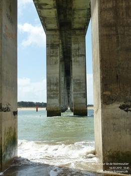 Pont de Noirmoutier-en-l'Ile