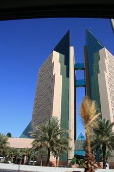 Abraj Atta'Awuneya Twin Towers