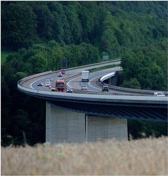 Jagsttalbrücke Widdern A 81