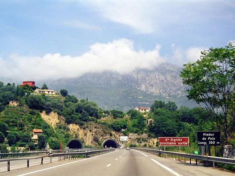 Autoroute A 8 – Viaduc du Pala
