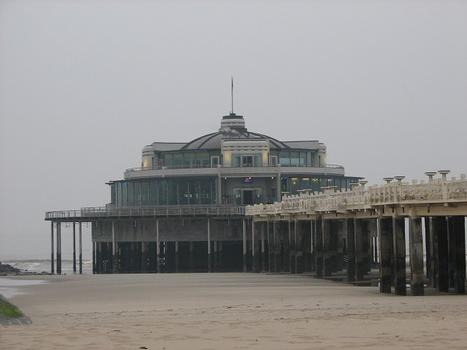 Blankenberge Pier