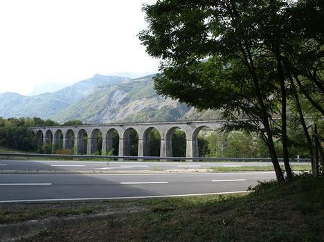 Train Track - Bridge of the Crozet