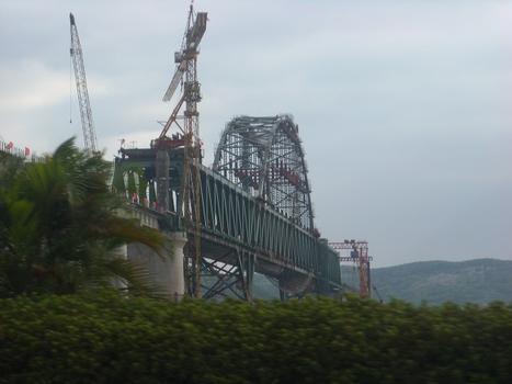 Fuzhou-Xiamen Railway Line – Kuiqi Railway Bridge