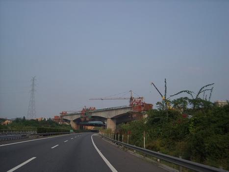Fuzhou-Xiamen Railway Line