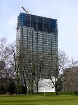 Bayer-Hochhaus Leverkusen
