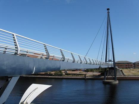 Teesquay Millennium Footbridge
