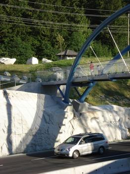 Stawamus Chief Pedestrian Overpass