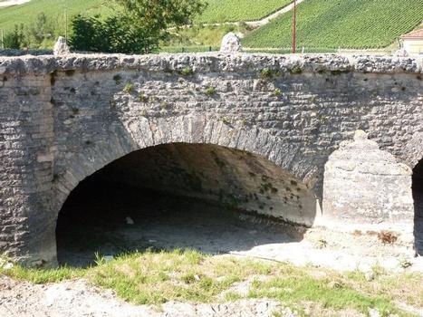 Römerbrücke Spoy
