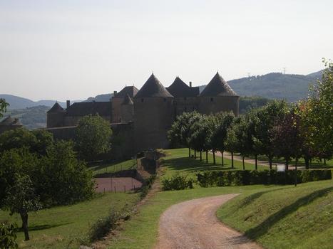 Burg Berzé-le-Châtel