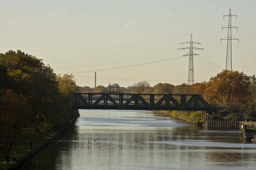 Eisenbahnbrücke Nr. 316-4 km 8,039