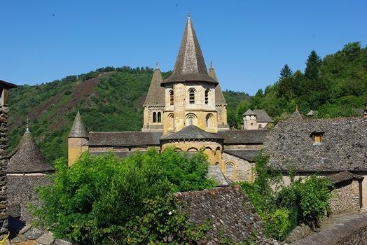 Sainte-Foy de Conques