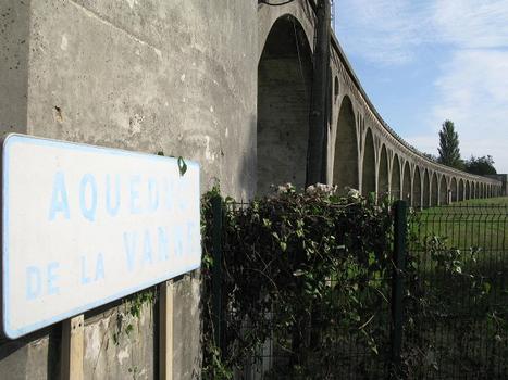 Pont-sur-Yonne Aqueduct