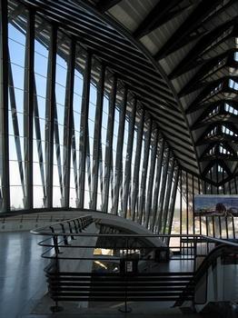 Lyon-Saint Exupéry Airport Station
