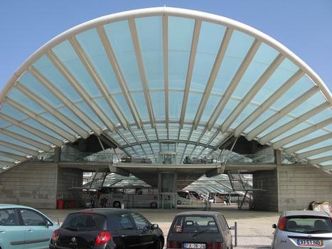 Lissabon, Oriente-Bahnhof
