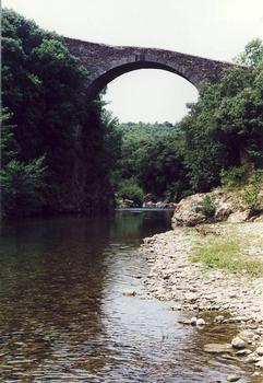 Pont du Diable de Villemagne