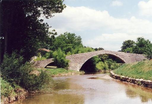 Serres (Aude) Pont Vieux, 17. Jh