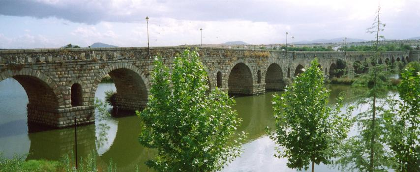 Mérida, Spanien römische Brücke