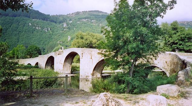 Tarnbrücke Quézac