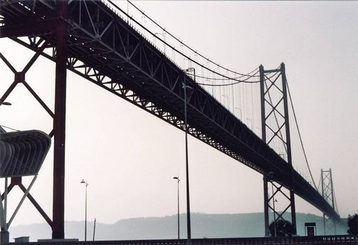 Pont sur le Tage