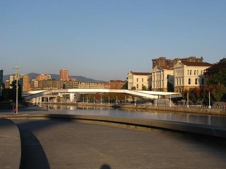 Bilbao, Puente Pedro Arrupe