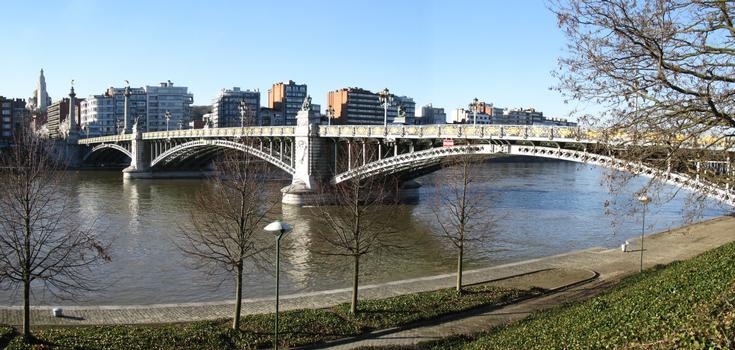 Liège, Pont de Fragnée
