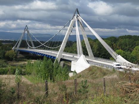 Grand pont sur la Loire