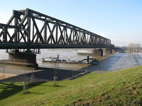 Duisburg-Hochfeld Railroad Bridge