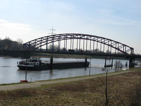 Duisburg, Oberbürgermeister-Lehr-Brücke