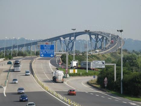 Pont sur le Grand Canal du Havre