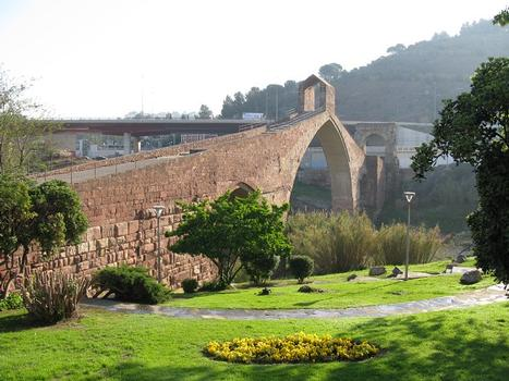 Martorell, Teufelsbrücke