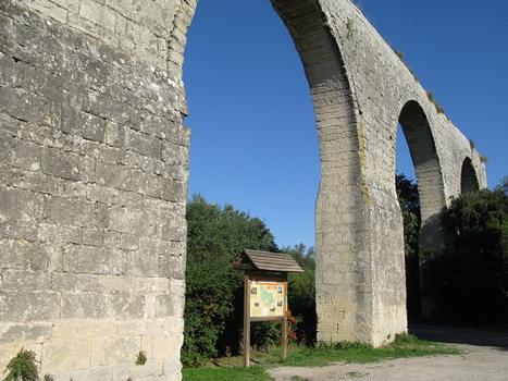 Castries, Aquädukt von J.J.Riquet