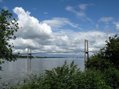 Middelfart (DK), Brücke über den Kleinen Belt