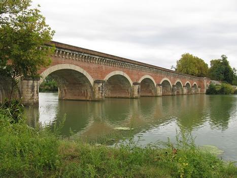 Moissac, Pont Canal de Cacor