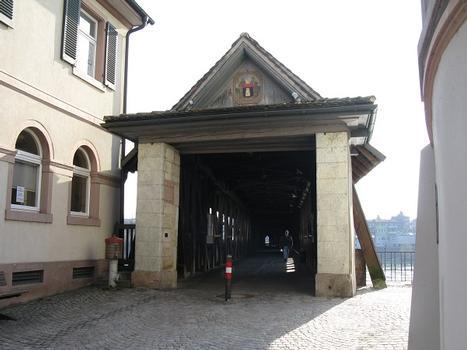 Bad Säckingen, Rheinbrücke