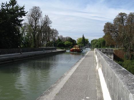 Pont-canal d'Agen