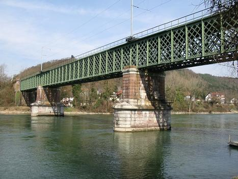 Waldshut-Tiengen Railroad Bridge