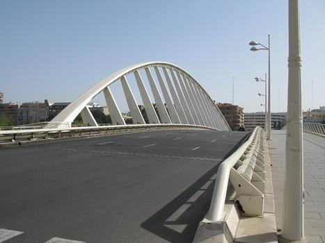 Valencia, Alameda-Brücke