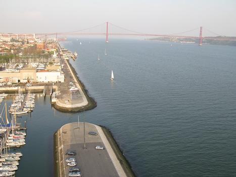 Tagus River Bridge