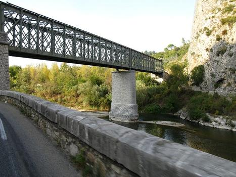 Anduze Rail Bridge