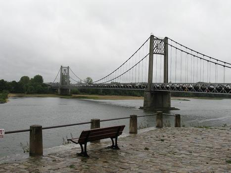 Ancenis, Loire-Brücke