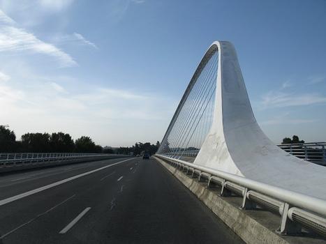 Orléans, Pont de l'Europe