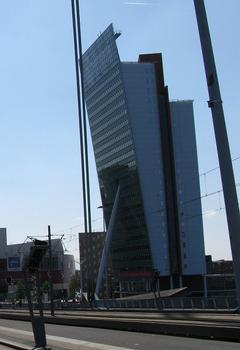 Rotterdam, Toren op Zuid