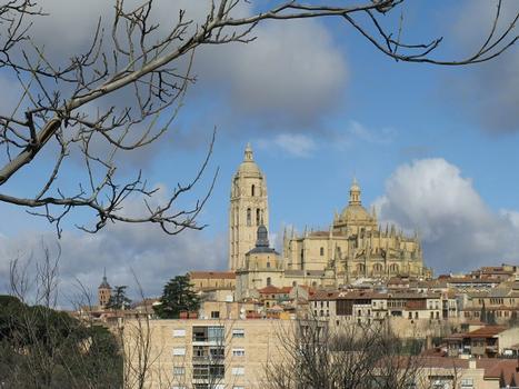Segovia, Kathedrale